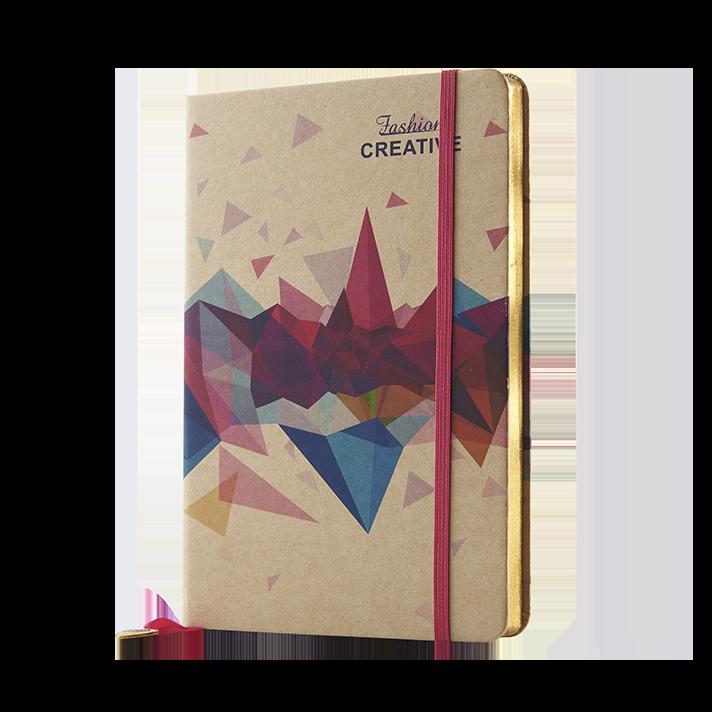 kraft Paper Hardcover Notebook